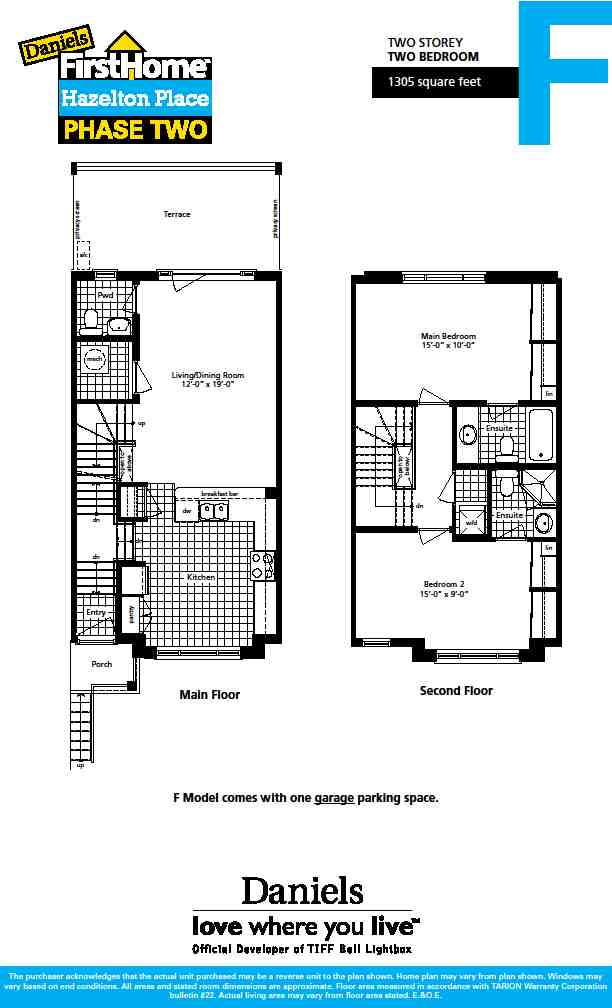 F-Floorplan