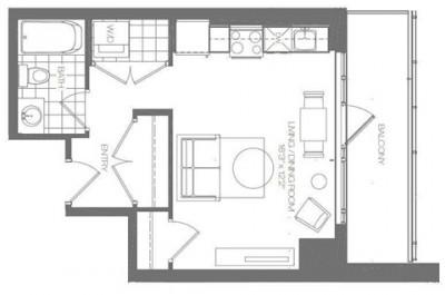 Floor Plan - Bachelor Limelight