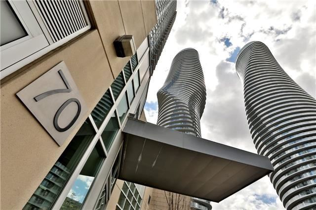 2 Bed Condo, 70 Absolute Ave, Mississauga
