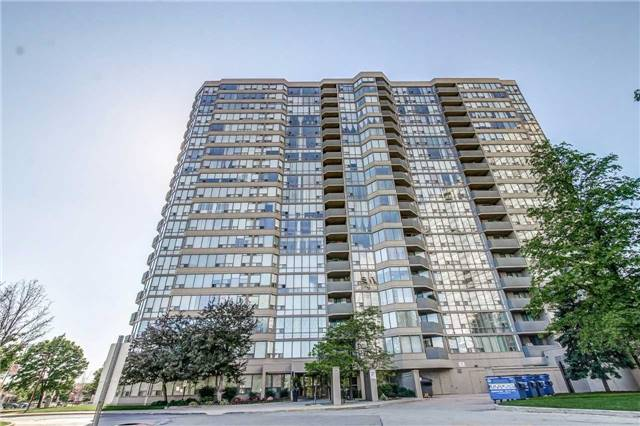 1 Bed Condo, 350 Rathburn Rd W, Mississauga