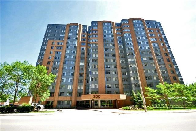 1 Bed Condo, 300 Webb Dr, Mississauga