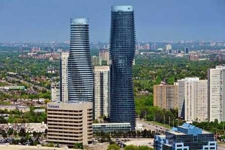 2 Bed Condo, 50 Absolute Ave, Mississauga