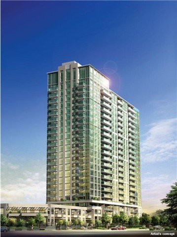 2 Bed Condo, 349 Rathburn Road West Rd, Mississauga