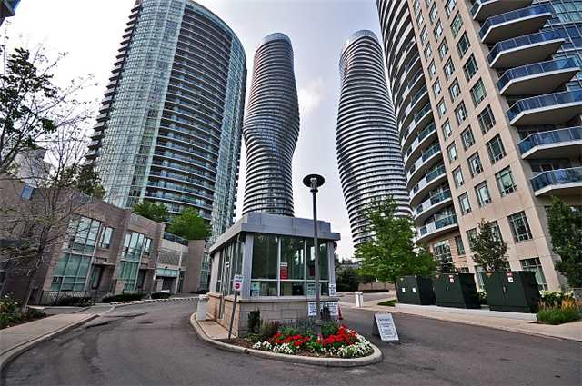 1 Bed Condo, 50 Absolute Ave, Mississauga