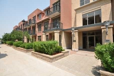 1 Bed Condo, 320 City Centre Dr, Mississauga
