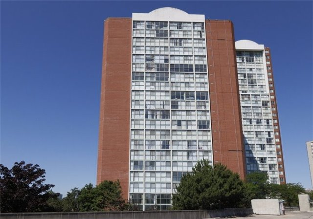 1 Bed Condo, 4185 Shipp Dr, Mississauga