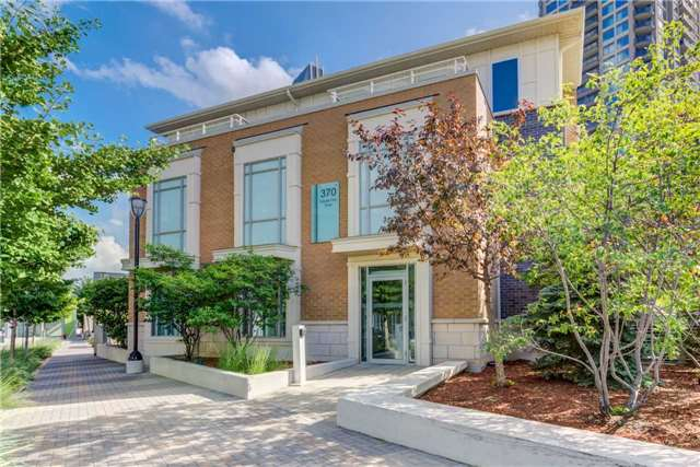 3 Bed Condo, 370 Square One Dr, Mississauga