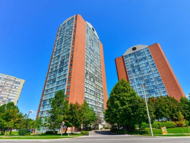 2 Bed Condo, 4205 Shipp Dr, Mississauga