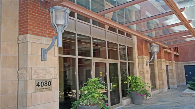 1 Bed Condo, 4080 Living Arts Dr, Mississauga