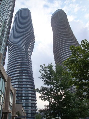 1 Bed Condo, 60 Absolute Ave, Mississauga
