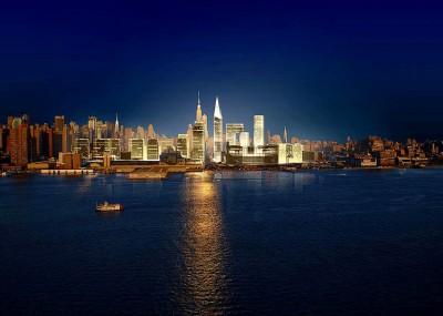 Hudson Yards NYC Coooper Robertson